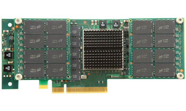 Micron's RealSSD P320h PCI Express SSD gets reviewed wildly fast, but a little unstable
