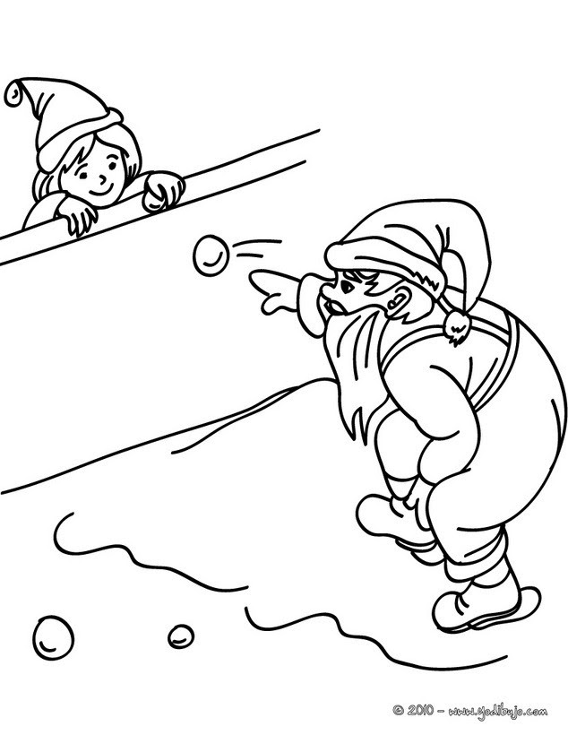 Papa Noel Dibujos Para Colorear Dibujo Para Niños Manualidades