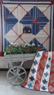 Patriotic and Quilts of Valor
