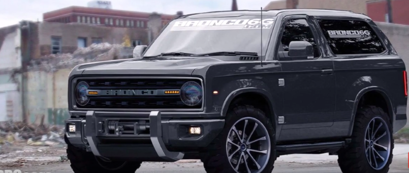 2020 Ford Bronco Is Confirmed Us Cars Today | Go4CarZ.com