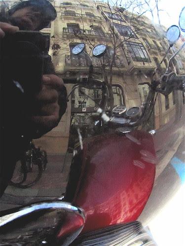 Autorretrato en el casco by JoseAngelGarciaLanda
