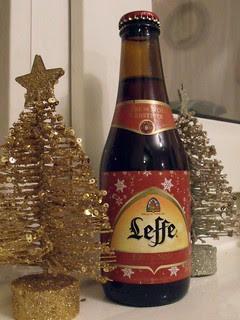 Leffe, Bière de Noël, Belgium