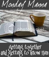 Monday Manna