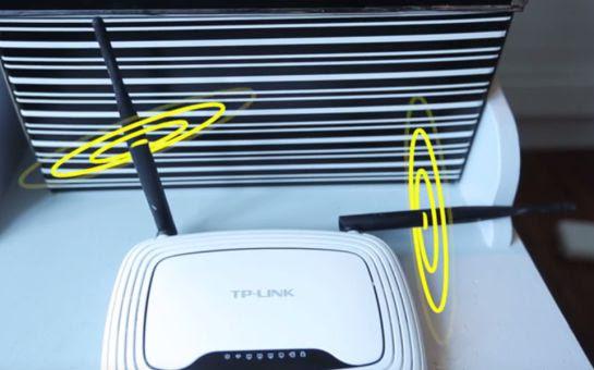 Lo estás haciendo mal: cómo poner las antenas del router para mejorar el wifi
