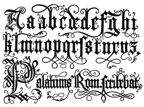 Ornamental Typography Revisited 006