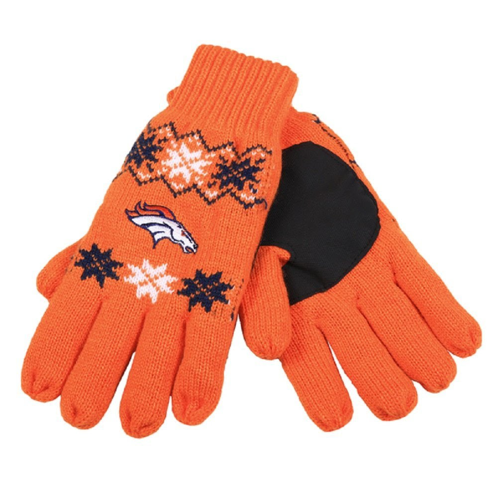 Officially Licensed NFL Knit Lodge Glove Choose Your Team  eBay