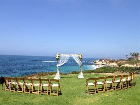 Wedding Bowl Wedding Cuvier Park Wedding La Jolla, CA