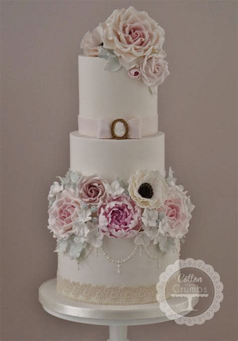 Cotton & Crumbs Wedding Cakes