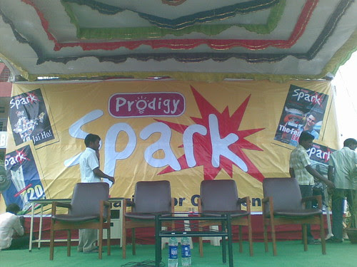 Prodigy Spark - Launch of a student magazine