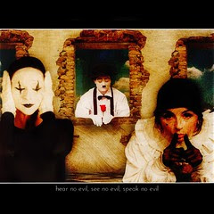 Hear no evil ...