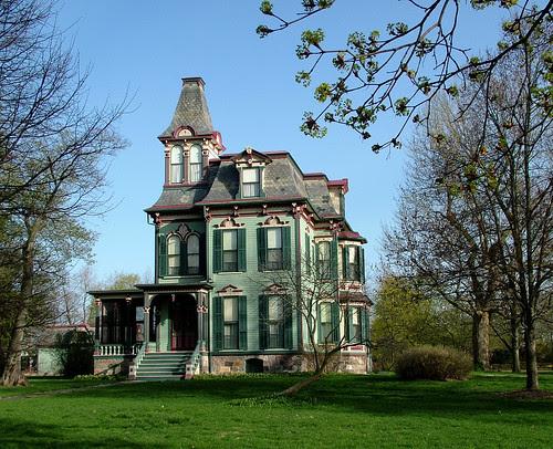 Davenport House, Saline, MI