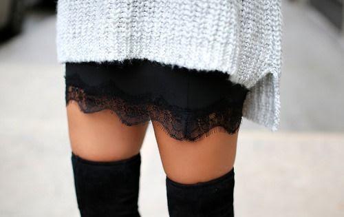Lace Slip