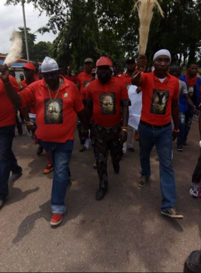 Why Niger Delta will soon go up in flames – Ijaw youths
