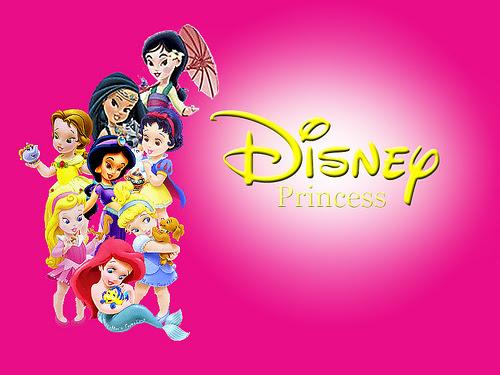 baby princess - Disney Princess Fan Art (31594105) - Fanpop
