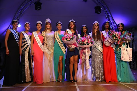 Anne-Sophie Lalanne crowned as Miss Earth Mauritius 2014