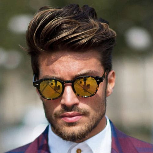 Layered Haircuts For Men  Men's Haircuts + Hairstyles 2017