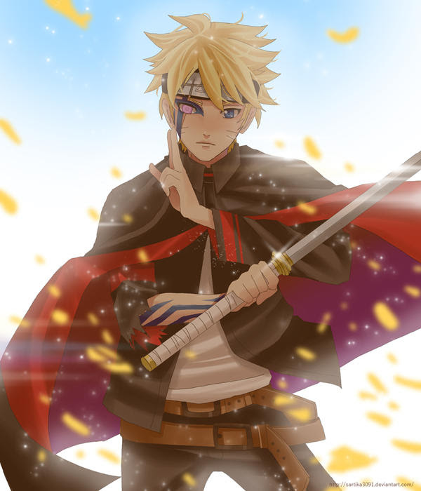 Boruto The Next Generation By Sartika3091 On Deviantart