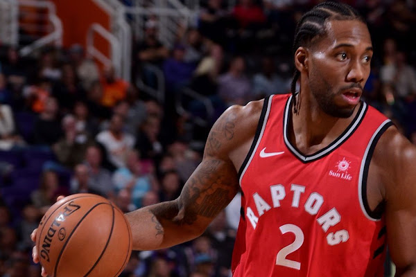 1a563572ce56 Google News - Leonard scores 19 as Raptors beat Suns 107-98 - Overview