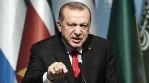 Ο Ερντογαν νομίζει πως ειναι παντοδύναμος οπως ολοι οι κλασικοί δικτακτορες πριν τους γκρεμίσουν απο την εξουσία!