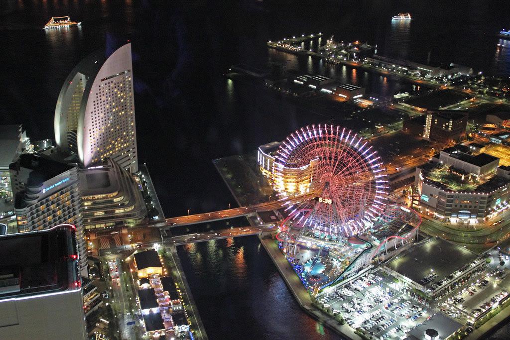 Noria. Yokohama