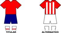 Uniforme Selección Sapuqueña de Fútbol