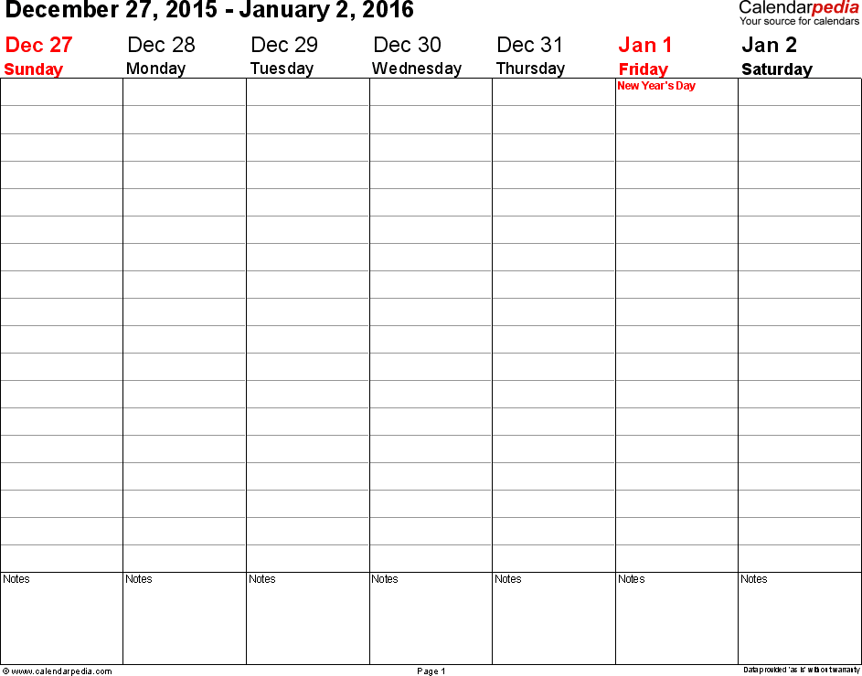 Weekly Calendar 2016 Template from lh5.googleusercontent.com