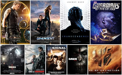 List Of 2013 Science Fiction Films
