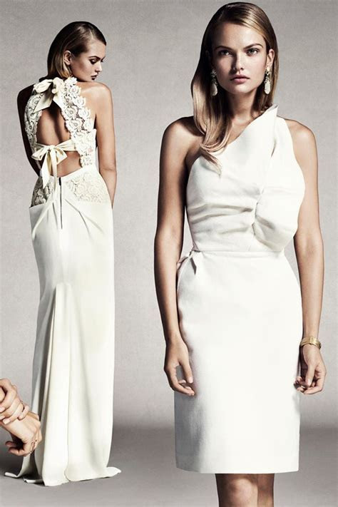 THURSDAY THREADS   ROLAND MOURET BRIDAL COLLECTION   The