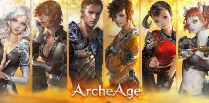 ArcheAge – Developer announces new remastered version for early 2018