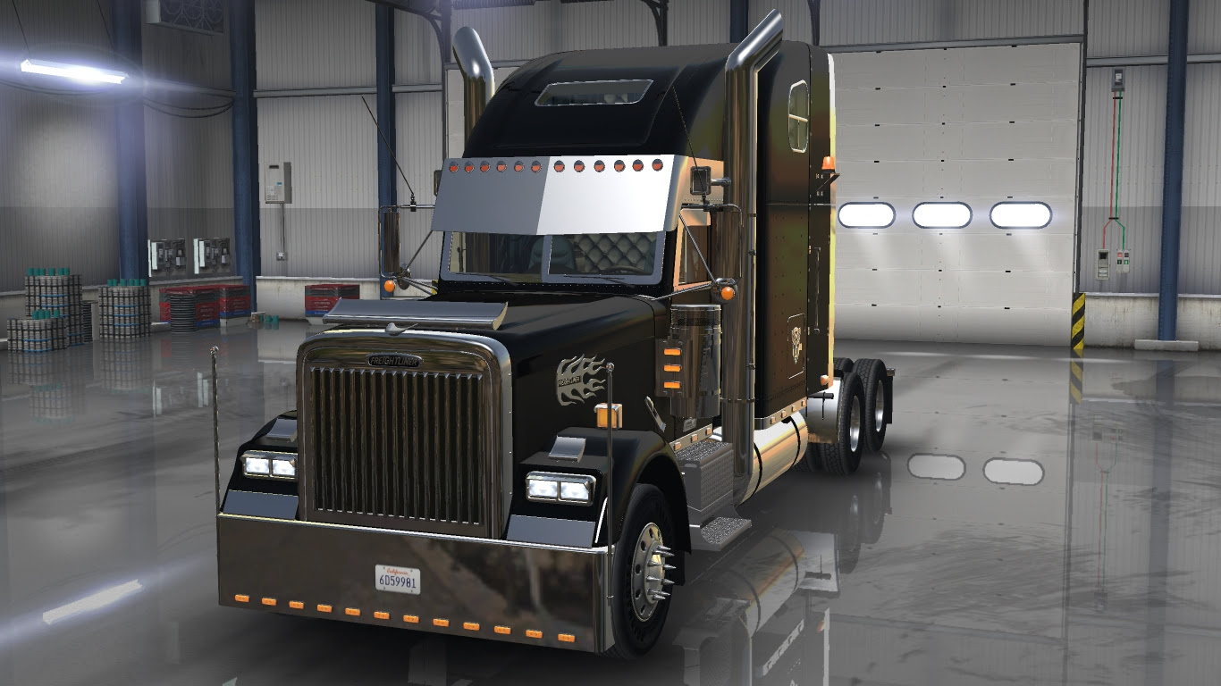 Freightliner Classic Xl Custom Ats Euro Truck Simulator 2
