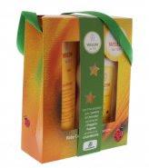Confezione Regalo Calendula - Babywash + Crema Fluida