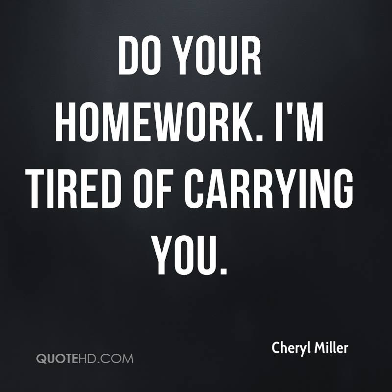 Cheryl Miller Quotes Quotehd