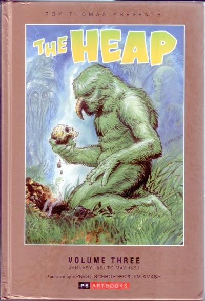 Roy Thomas's The Heap, Volume 3