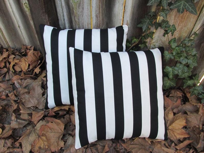 Popular items for black white stripe on Etsy