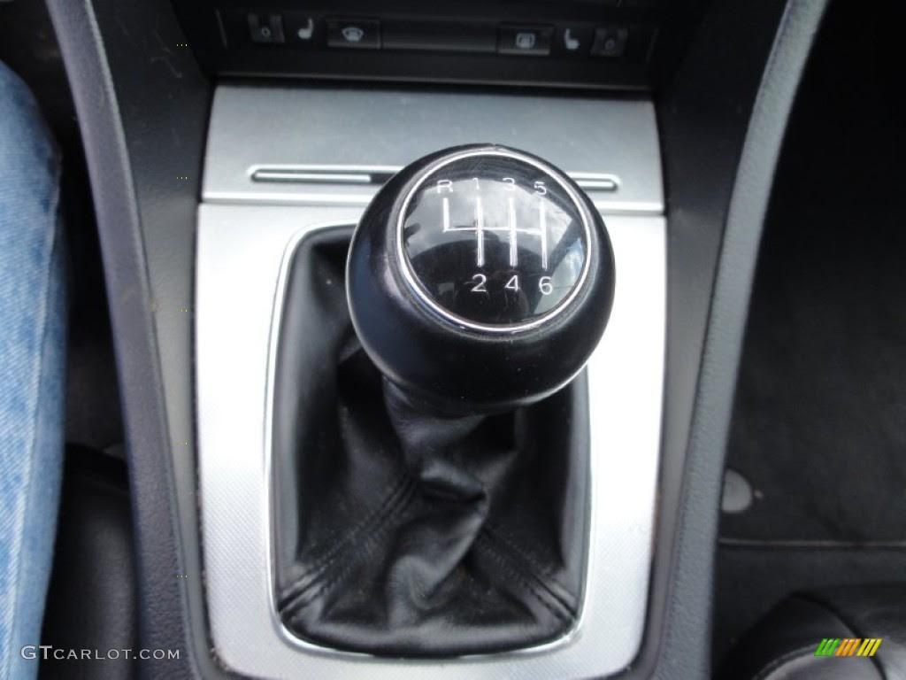 2005 Audi A4 Manual Transmission