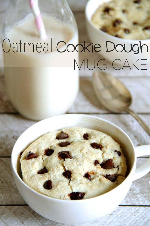 37 Easy Mug Cake Recipes