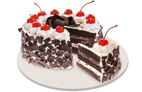 Delivery Black Forest Cake by Red Ribbon to Philippines