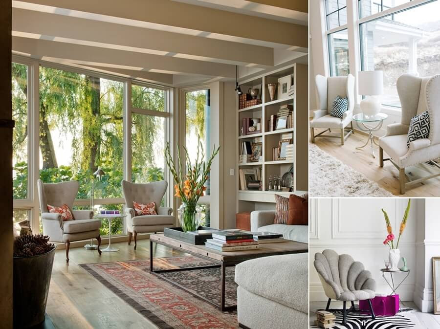 7 Classy Living Room Accent Chair Designs