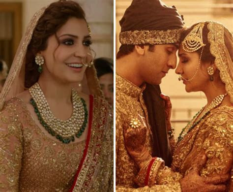 Anushka Sharma looks ethereal as a bride in Ae Dil Hai