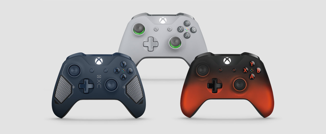 Microsoft is bringing out more Xbox One controllers and a smaller wireless adapter screenshot
