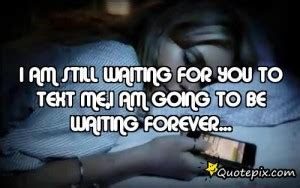Am Still Waiting You Quotes