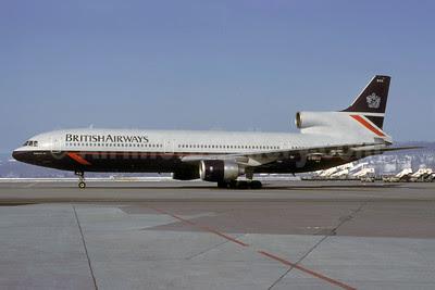 British Airways Lockheed L-1011-385-1 TriStar 1 G-BBAG (msn 1094) ZRH (Rolf Wallner). Image: 912980.