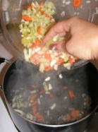 Legumele pentru supa