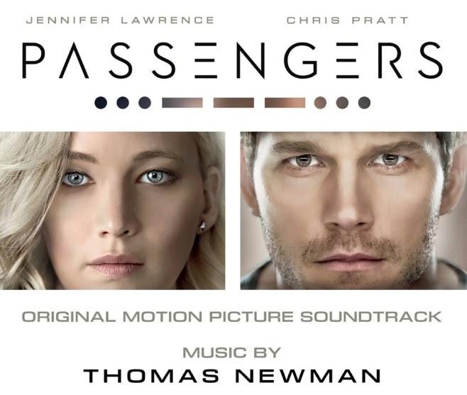 Passengers, the movie, soundtrack