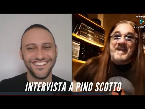 Una chiacchierata con... Pino Scotto