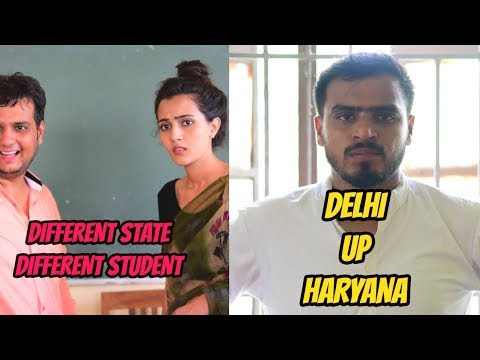 Different types of Students |  Most  popular comedy video 2017
