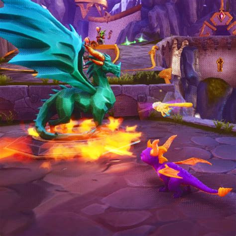 spyro reignited trilogy review  dragon big