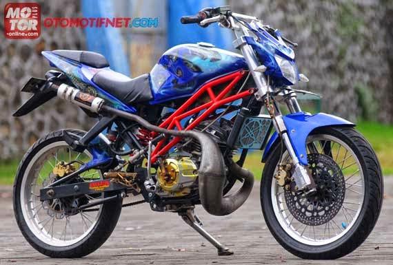 Modif Motor Rx King Jogja ProMotorTerbaru