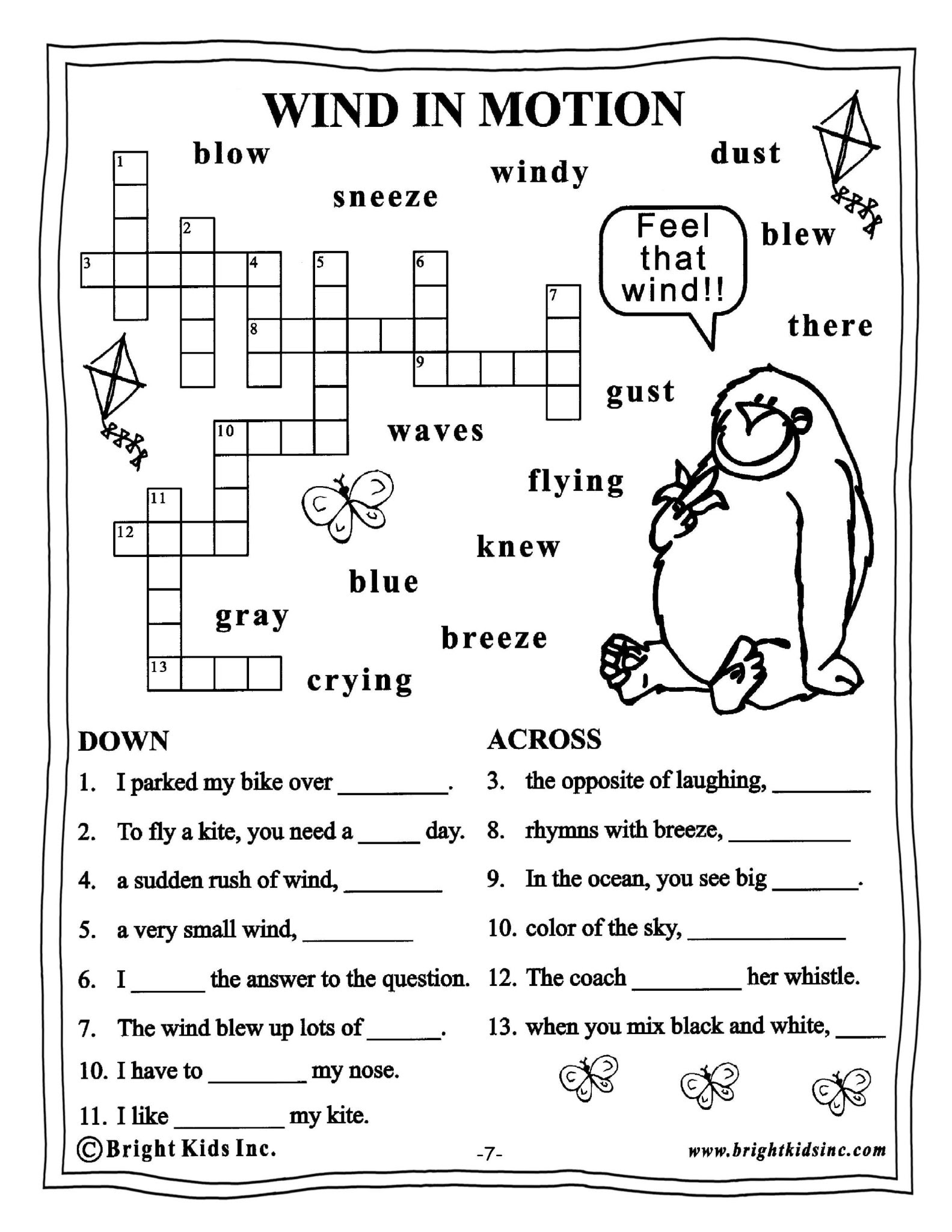 Grade 3 English Word Power Workout