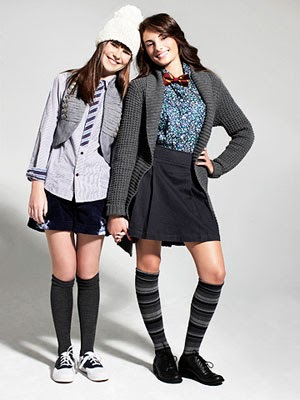All about fashion: Preppy Back-to-School Fashion Essentials